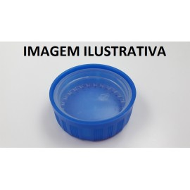 FRASCO FARMACEUTICO RL60 - TAMPA BRANCA ROSCA CHILD PROOF  - Pacote Com 10